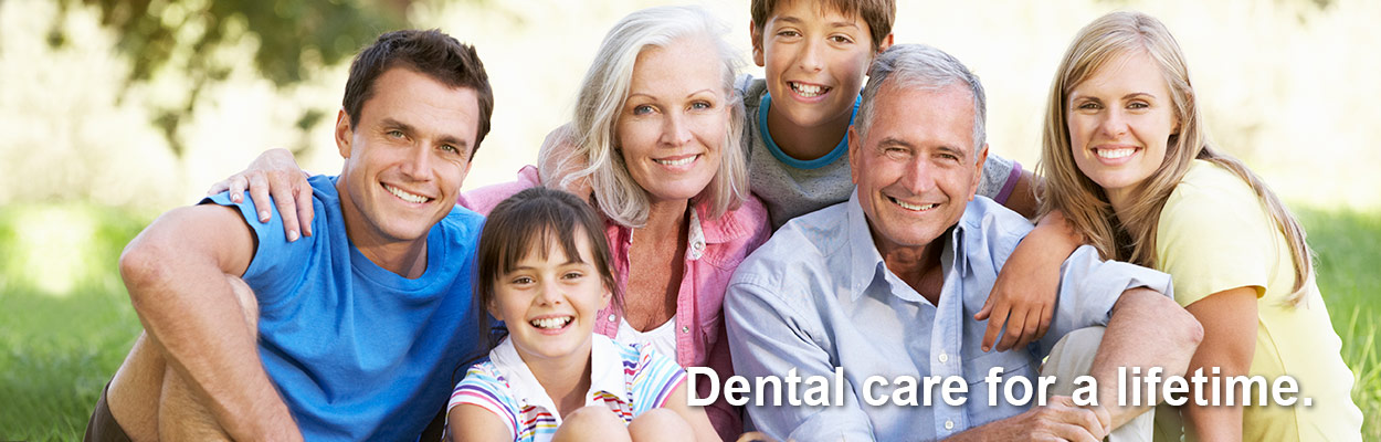 Dental Care For A Lifetime